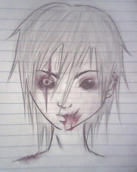 zumbi :D by Luv-Lovery