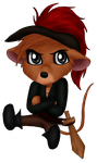 Chibi Ray by ALS123
