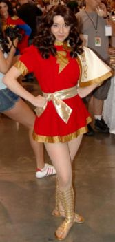 Classic Mary Marvel by Riddle1