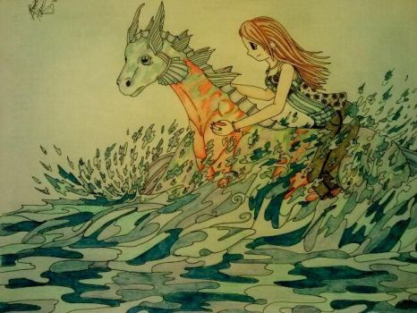 The Daughter of Poseidon 2 by rosey89107