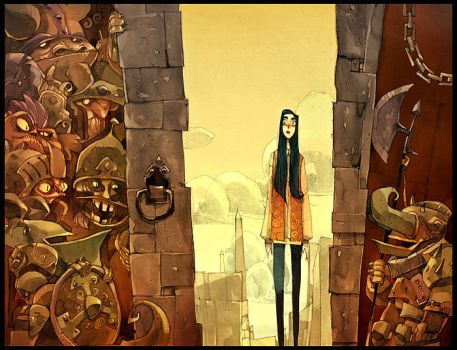 into.the.labyrinth by betteo