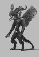 Demon by Zoonoid