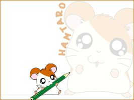 Hamtaro by ForevaWithYou