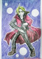 08. Edward Elric by Hidan4eTheBest