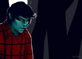 marshall lee by Toxandreev