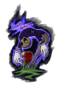 Search Ghost Rising by HeatherCatz