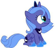 Woona is happy by Starlyk