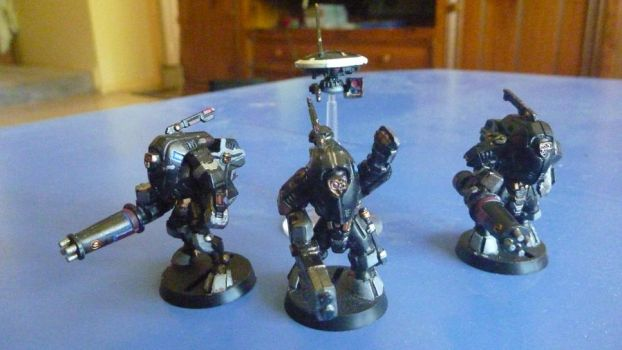 tau stealth suit team by zingy180