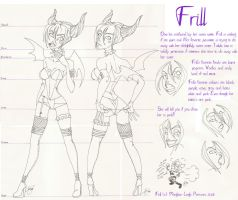 Frill Design by PinkPigtails