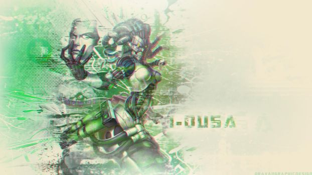 SMITE I-Dusa wallpaper by tomtomss