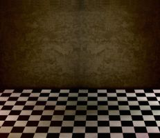 Checkered Room bg 1 by Tefee-Stock