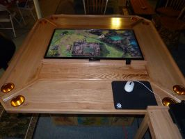 Game Table 2.0 Finished by cyderak
