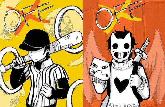 [OFF] THe batter and Zacharie by FerniAngel