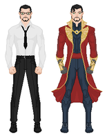 Marvel Movie Project: Doctor Strange by Dudewithasmile