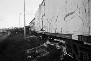 Railroad cars by imroy