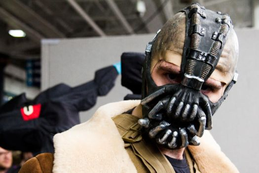 London Film and Comic Con Cosplay IV by kinderschar