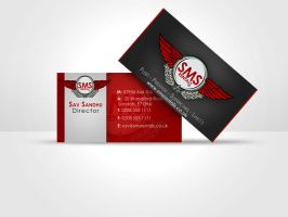 SMS Rentals - Card by XtrDesign
