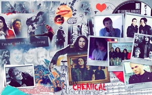 Collage 2 MCR wallpaper 086 by saygreenday