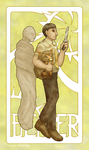Kevin Serling - The Knifebearer by ErinPtah