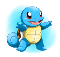 It's a Squirtle!