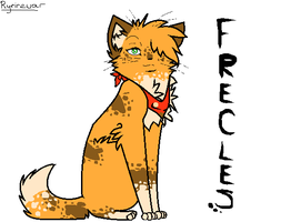 Freckles .:G:. by starii-flames