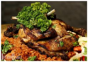 Arabic Food by fotographica