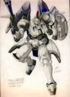 Tallgeese by muday1369
