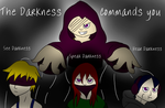 Contest Entry:  The Darkness Commands You by 14AmyChan