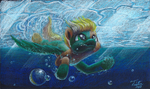 Dive - Commission by Tsitra360