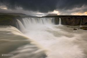 Storm of the Gods by matthieu-parmentier