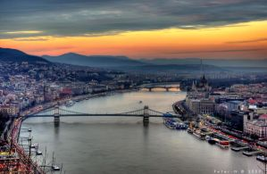 Budapest in HDR 2 by peter-n