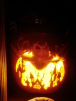 The Pumpkin King 2009 by firefly181