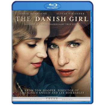 The Danish Girl by prestigee