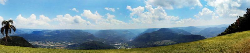 Look to the mountains by evandroeisinger