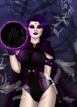 Raven by Fagner1994
