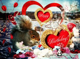 Happy Birthday in February! by Cundrie-la-Surziere