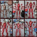 IRONMAN Mark VII WIP4: painting in progress by BRSpidey