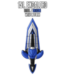 Fakemon: 151 - Legendary Excalibur - Weapon form by DrCrafty