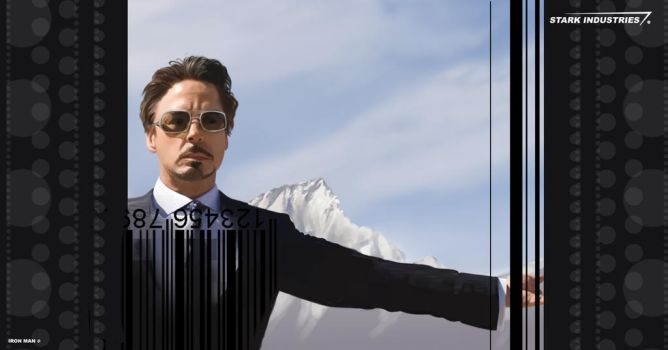 Tony Stark - DREW THIS by Blackpassion777