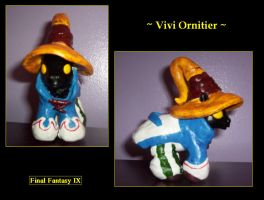 Vivi Ornitier: the pony by Wolf-Apparition