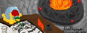 DaiTigris's hearthside gallery by the fire, Banner by DaiTigris