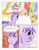 Fluttershy and the Rainbow Factory P. 22 by The1King