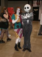 Jack 'n' Sally by Axras