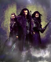 The Heirs of Durin by Wincsi