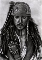 Jack Sparrow 2 by evenstar13