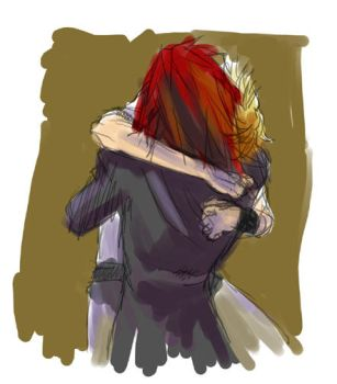 KH: Reunion by kitten-chan