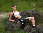 Lara Croft cosplay - relax by TanyaCroft