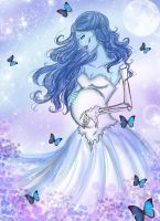 Corpse Bride: Victor and Emily's Secret by IceMaidenChiyoe