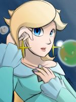 Mario - Rosalina by EnterMEUN