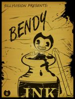 Bendy en su tinta by Lunabandid